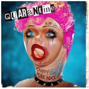 Listen to Quarantine song with lyrics from Blink-182