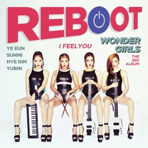 Wonder Girls的專輯REBOOT