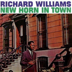 Album New Horn In Town from Richard Williams