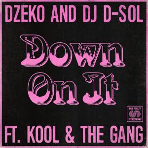 Kool & The Gang的專輯Down On It (feat. Kool & The Gang)