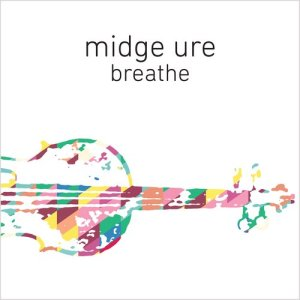 Album Breathe (Orchestrated) from Midge Ure