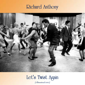Album Let's Twist Again from Richard Anthony