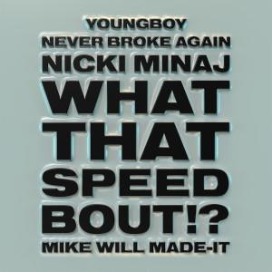 Album What That Speed Bout!? (Instrumental) from Nicki Minaj