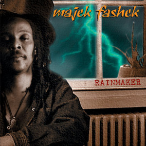 Album Rainmaker from Majek Fashek