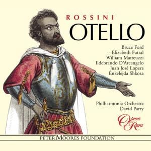 Elizabeth Futral的專輯Rossini: Otello