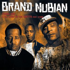 """Album Young Son (12"""") from Brand Nubian"""