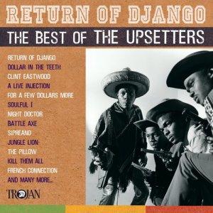Album Return of Django: The Best of The Upsetters from The Upsetters