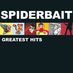 Album Greatest Hits from Spiderbait