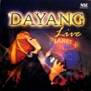 Album Dayang Live from Dayang Nurfaizah