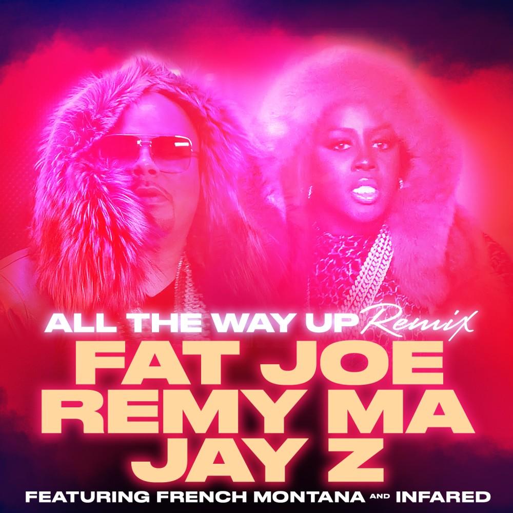 ฟังเพลงอัลบั้ม All The Way Up (Remix) (feat. French Montana & Infared) - Single