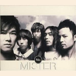 Mr.的專輯MISTER