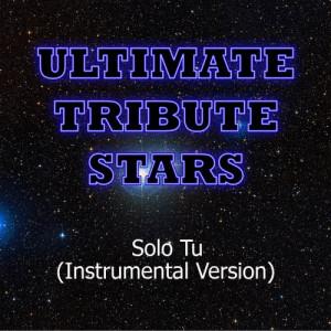 Ultimate Tribute Stars的專輯Patrizio - Solo Tu (Instrumental Version)