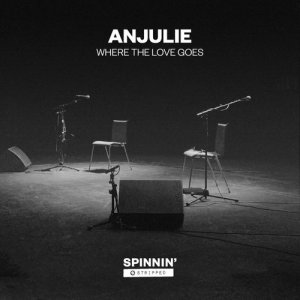 Anjulie的專輯Where The Love Goes (Acoustic Version)