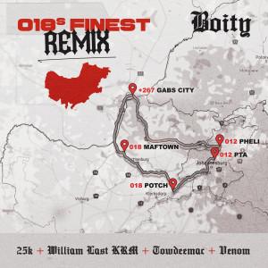 Album 018's Finest (Remix) (Explicit) from William Last KRM