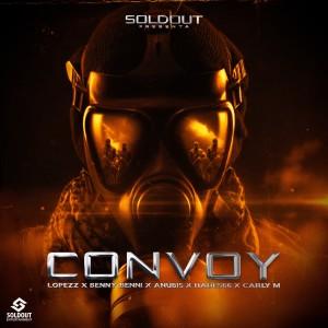 Benny Benni的專輯Convoy (Explicit)