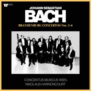 Nikolaus Harnoncourt的專輯Bach, JS: Brandenburg Concertos Nos. 1 - 6 (Recorded 1981-82)