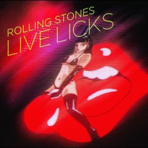 The Rolling Stones的專輯Live Licks