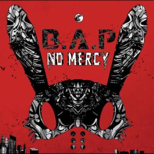 Album No Mercy <Type-B> from B.A.P
