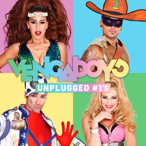 Album Unplugged #1's from Vengaboys