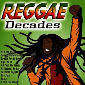 Album Reggae Decades from The Jamaican Reggae Stars