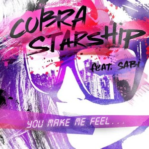 Listen to You Make Me Feel... (feat. Sabi) song with lyrics from Cobra Starship