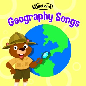 KidloLand的專輯Kidloland Geography Songs