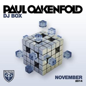 Paul Oakenfold的專輯DJ Box - November 2014
