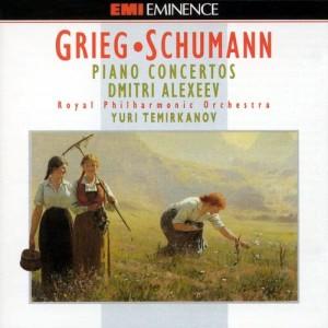 Dmitri Alexeev的專輯Grieg/Schumann - Piano Concertos