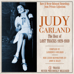 Album The Best of Lost Tracks from Judy Garland