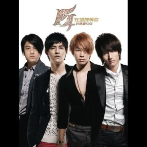 Waiting for You Special Collectable dari F4