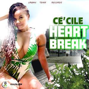 Album Heart Break from Ce'Cile