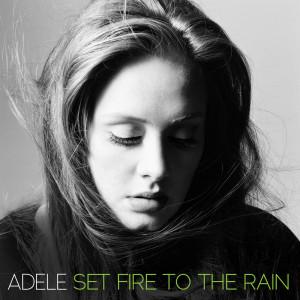 Adele的專輯Set Fire to the Rain