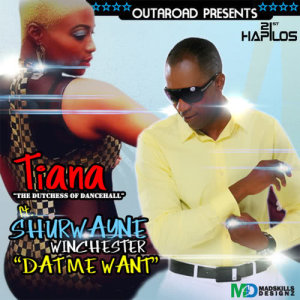 Album Dat Me Want - Single from TIANA