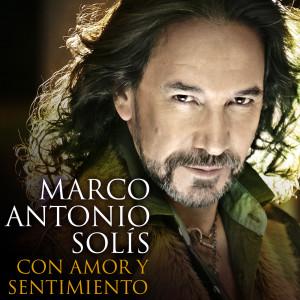 Album Con Amor Y Sentimiento from Marco Antonio Solís