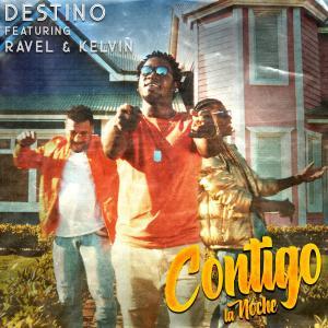 Album Contigo la Noche from Kelvin