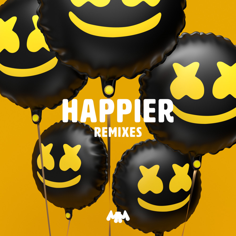 Happier 2018 Marshmello; Bastille