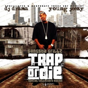 Album Trap or Die from Young Jeezy