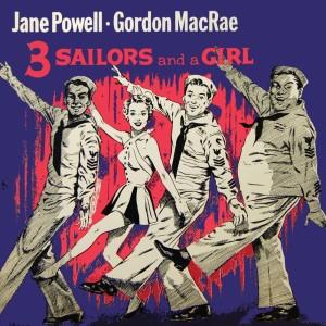 3 Sailors And A Girl (Original Soundtrack)