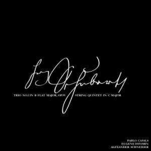 Album Schubert: Trio No. 1 in B-flat Major, Op. 99 & String Quintet in C Major, D. 956 from Eugene Istomin