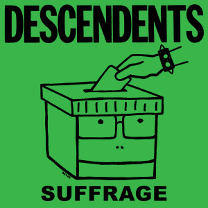 Album Suffrage from Descendents