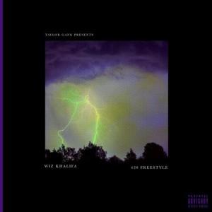 Wiz Khalifa的專輯420 Freestyle (Explicit)