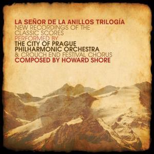 Various Artists的專輯La Señor de la Anillos Trilogía