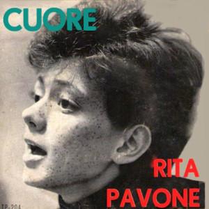 Album Cuore from Rita Pavone