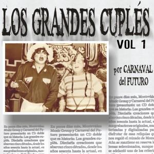 Album Los Grandes Cuplés, Vol. 1 (En Vivo) from Vários Intérpretes