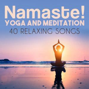 Harmony & Balance的專輯Namaste! Yoga and Meditation: 40 Relaxing Songs