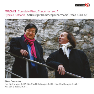 Listen to Piano Concerto No. 2 in B-Flat Major, K. 39: I. Allegro spiritoso song with lyrics from Salzburger Kammerphilharmonie