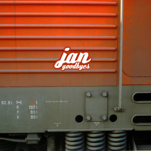 Album Goodbyes from JAN