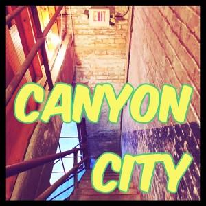 Album Canyon City from Bad Moon Lander