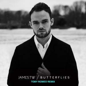 Album Butterflies (Toby Romeo Remix) from James TW