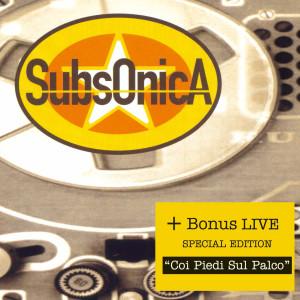 Subsonica + Con I Piedi Sul Palco Live 1998 Subsonica